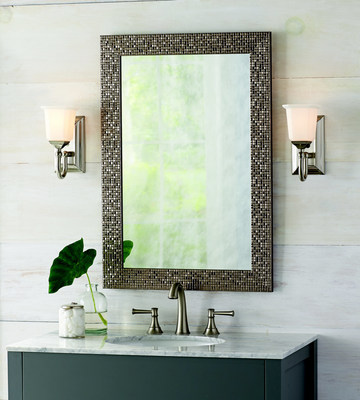 MCS Industries Fog-Free Mirror Image