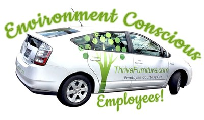 Versa Products, Inc. offers Employee Courtesy Car to all employees as a benefit perk.