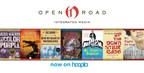 hoopla digital Announces Agreement with Open Road Integrated Media