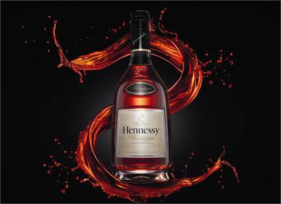 Hennessy Redesigned Privilege Bottle