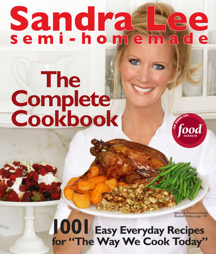 Food Network's Sandra Lee Serves a Full Plate This October