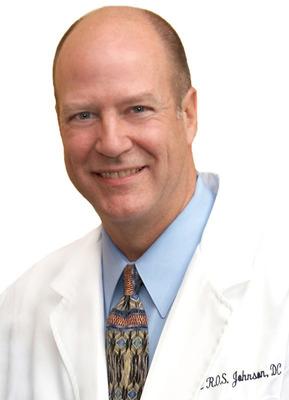 Dr. Karl R.O.S. Johnson, DC - photo.  (PRNewsFoto/Dr. Karl R.O.S. Johnson, DC)
