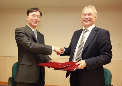Macronix and Siemens Sign Key Flash Memory Supplier Agreement