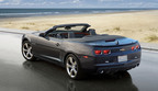 The 2011 Chevrolet Camaro SS Convertible, a vehicle Hagerty predicts will become collectible in the future. (PRNewsFoto/Hagerty Insurance Agency, Inc.)