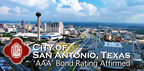 City of San Antonio Bond Rating Affirmed