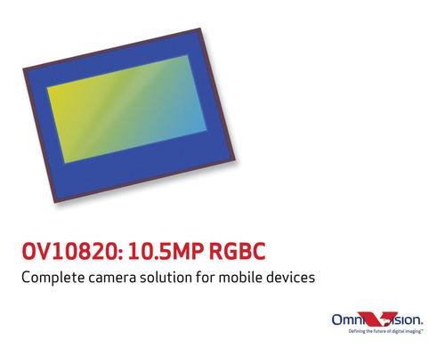 OV10820.  (PRNewsFoto/OmniVision Technologies, Inc.)