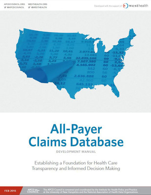 The Gary and Mary West Health Policy Center and the APCD Council are launching a manual for states to develop all-payer claims databases (APCDs). These big data systems aggregate claims information to accelerate state-based healthcare price transparency efforts, and can promote comparison shopping for health services based on quality and costs. Twelve states currently have these databases, with six planning to launch them in the near future.