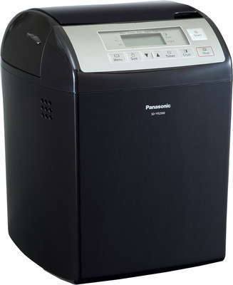 Panasonic Bread Maker with Gluten-Free Baking Mode Debuts At International Consumer Electronics Show