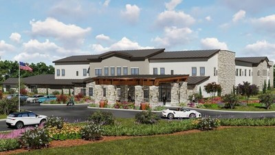 The National Realty Group and MedCore Partners Announces Development Plans for an Assisted Living and Memory Care in Cypress, Texas.