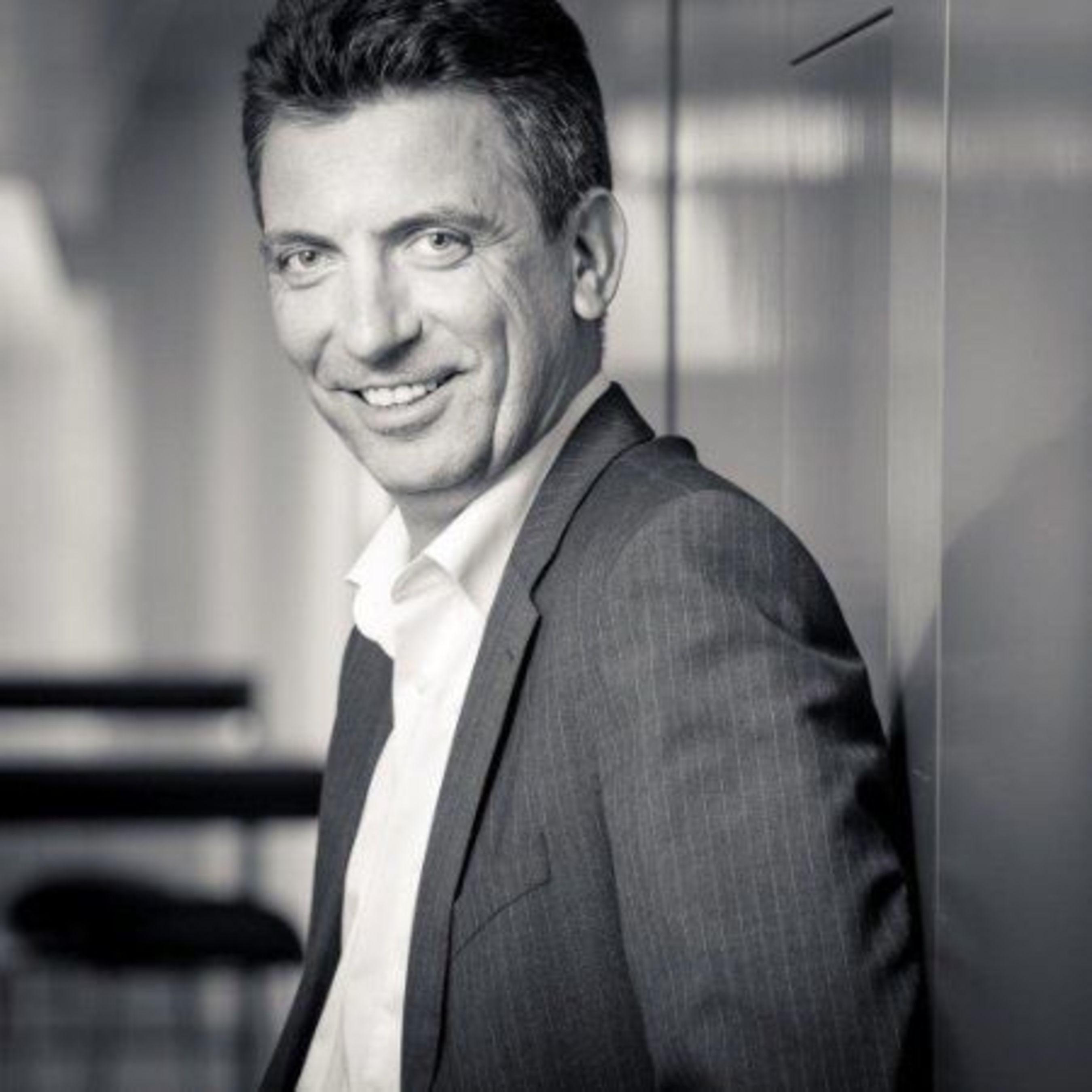 New Jedox CEO Kay-Ingo Greve (PRNewsFoto/Jedox AG)