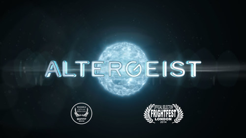 ALTERGEIST, a supernatural thriller writtend and directed by Tedi Sarafian, the writer of Terminator 3 and Tank  ...