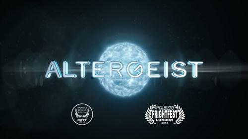 ALTERGEIST, a supernatural thriller writtend and directed by Tedi Sarafian, the writer of Terminator 3 and Tank Girl. (PRNewsFoto/HeckArt Studios)