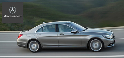 Visit Loeber Motors today and test drive the all-new 2014 S-Class.  (PRNewsFoto/Loeber Motors)