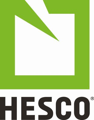 HESCO Logo (PRNewsFoto/HESCO Bastion Ltd)