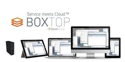 Boxtop(TM) by Tabush Group - Service Meets Cloud(TM)