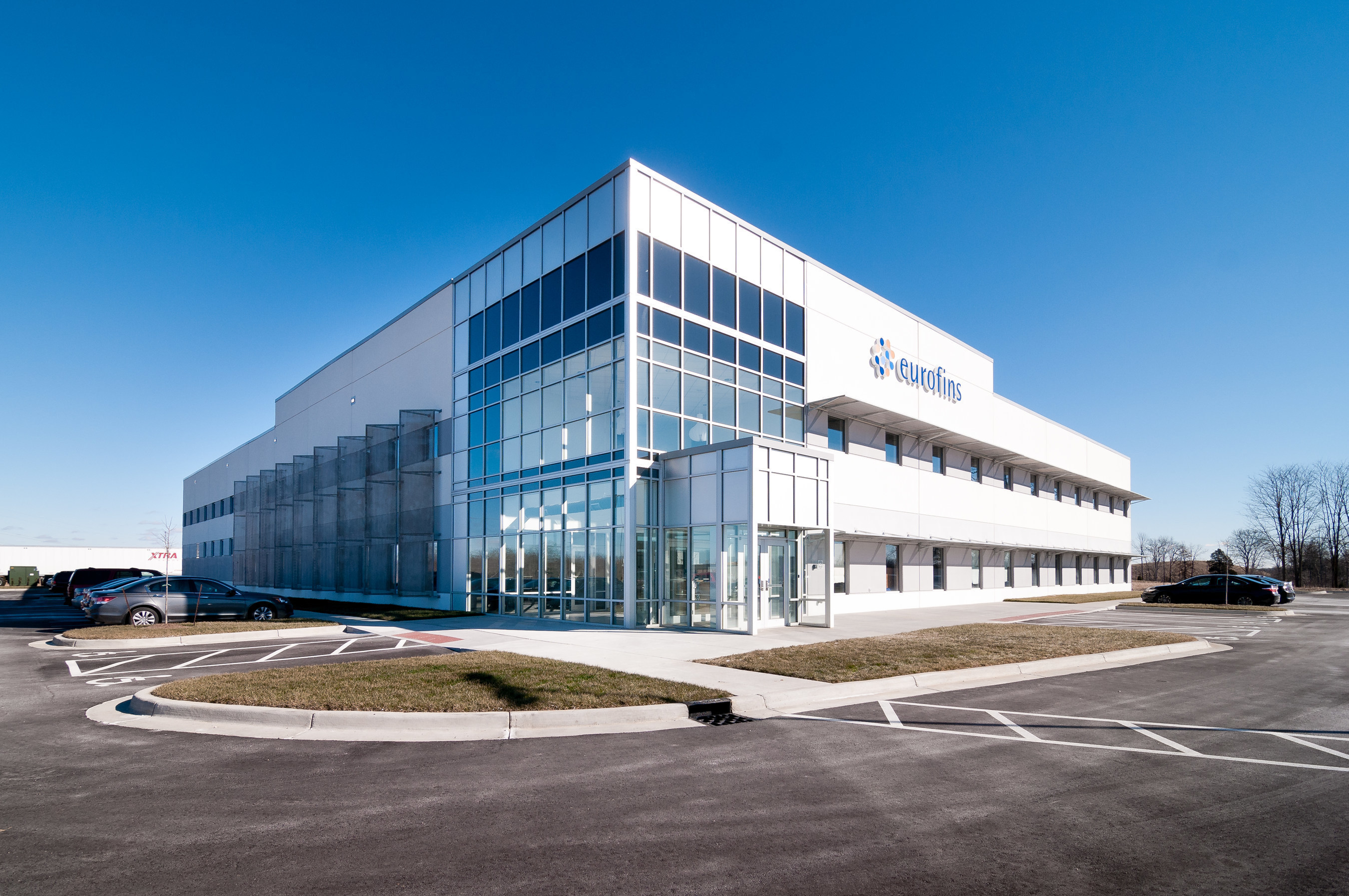 Eurofins microbiology opens state of the art laboratory in