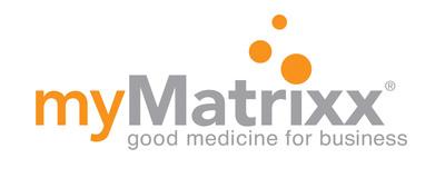 myMatrixx logo (PRNewsFoto/myMatrixx)