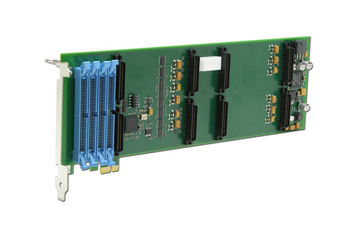 New PCI Express Carrier Card Interfaces up to Four IndustryPack Modules.  (PRNewsFoto/Acromag)