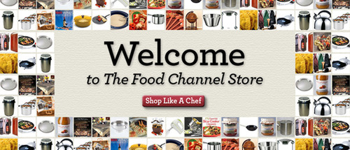 The New Food Channel Store