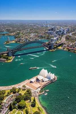 Sydney Opera House and Harbour Bridge Credit: Destination NSW
