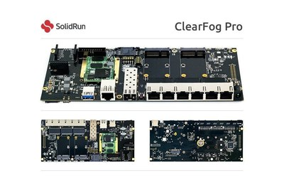 ClearFog Pro - A Gateway to Build From