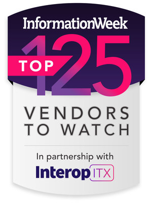 InformationWeek Reveals Top 125 Vendors Taking the Technology Industry by Storm