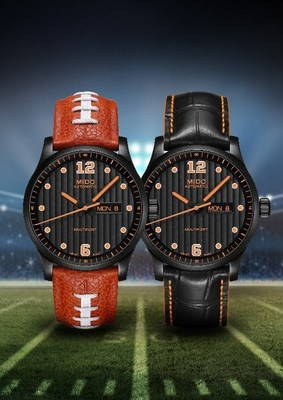 Multifort Touchdown Special Edition Watch