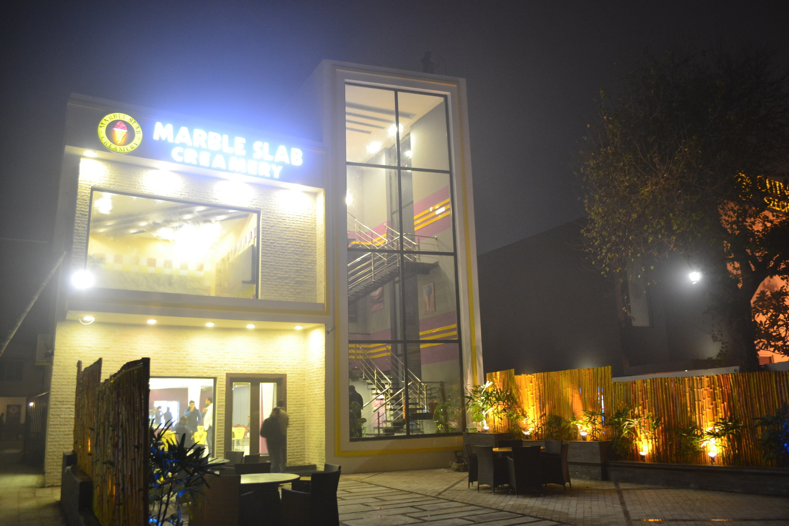 Marble Slab Creamery Opens in Pakistan