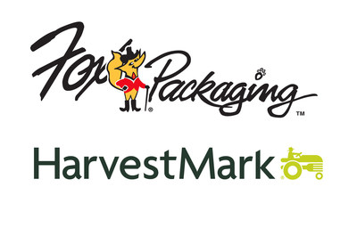 Fox Packaging and HarvestMark Partner to Bring Enhanced Shopper Engagement to Produce Bags (PRNewsFoto/YottaMark)