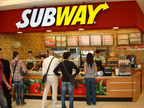 SUBWAY(r) restaurants, the world's largest restaurant chain to ADD 3,000 LOCATIONS WORLDWIDE IN 2013. In order to reach the company's continuing development goals, a contingent of SUBWAY(r) representatives will be manning the SUBWAY(r) booth in South Hall 3 & 4, S2800 N Street & 28th Avenue at the ICSC RECon convention, May 20th thru May 22nd, in Las Vegas.  (PRNewsFoto/SUBWAY Restaurants)
