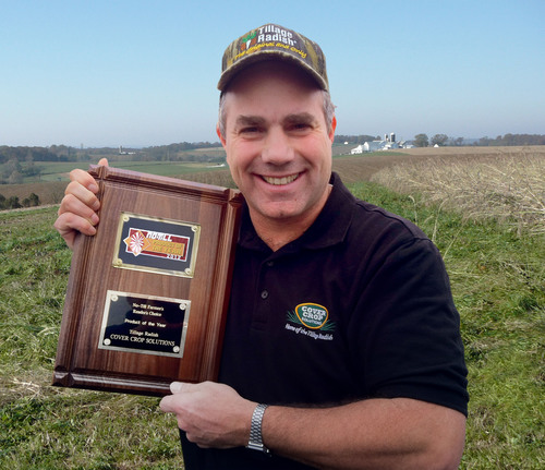 Tillage Radish(R) is voted Product of the Year by farmers nationwide in the No-Till Farmer survey of key ...