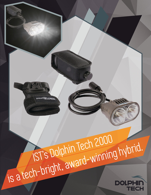 ISTs Dolphin Tech 2000 is a tech-bright, award-winning hybrid.