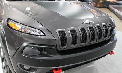 Palmen Motors is preparing to receive the new 2014 Jeep Cherokee.  (PRNewsFoto/Palmen Motors)