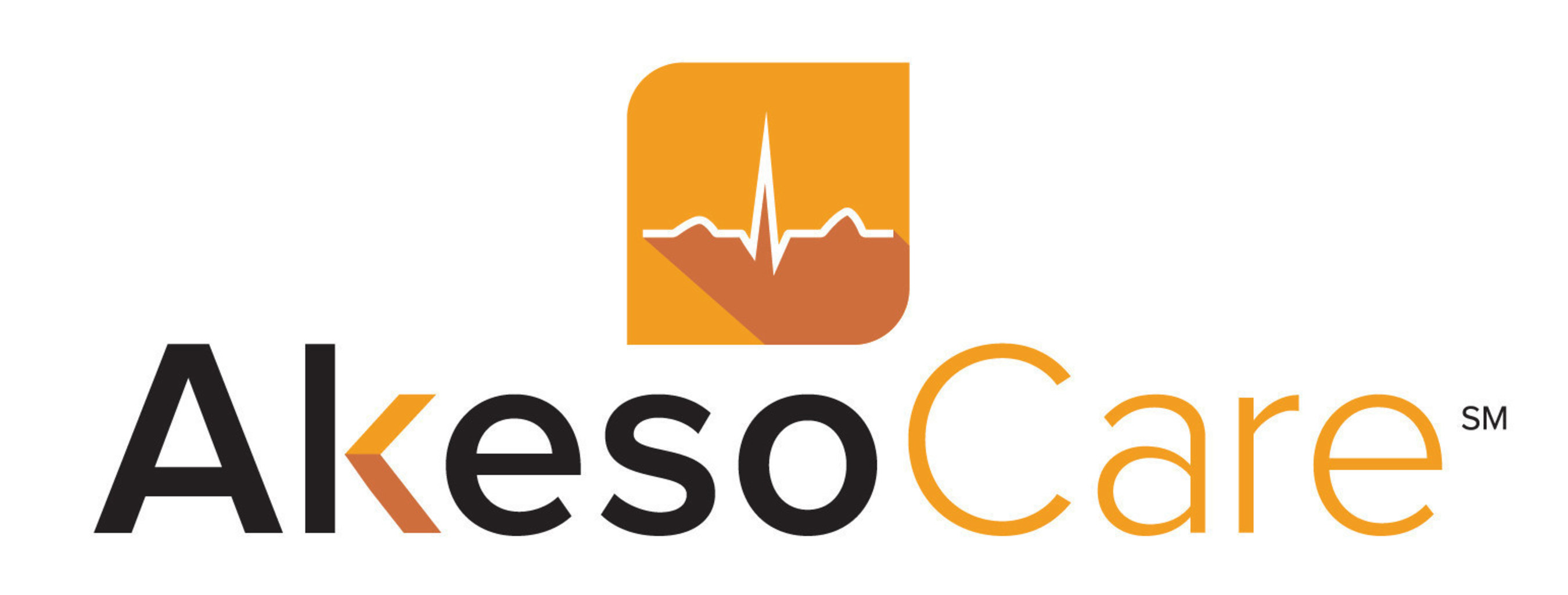 AkesoCare's new logo evokes a sense of optimism and passion -- the same traits AkesoCare employees convey as they coordinate both routine clinical care and emergency medical treatment for their members.