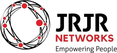 JRJR Networks Logo (PRNewsFoto/CVSL Inc.)