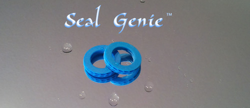 Seal Genie startup promotes water conservation message with new product via crowd funding and
