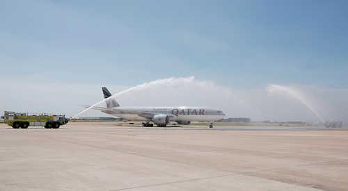 QATAR AIRWAYS LAUNCHES DAILY NON-STOP SERVICE TO DALLAS/FORT WORTH; World's 5-star Airline Opens 7th ...