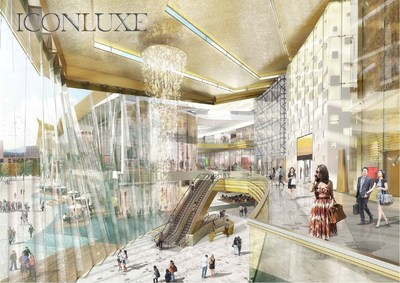 ICONSIAM will be a new symbol of national pride for Thailand and its people. The project includes 2 of the world's most glamorous retail complexes, namely ICONLUXE which covers 25,000 square meters and ICONSIAM on a vast area of 500,000 square metres.
