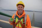 Dave, Electrician for Mackinac Bridge Authority (PRNewsFoto/O'Keeffe's Company)