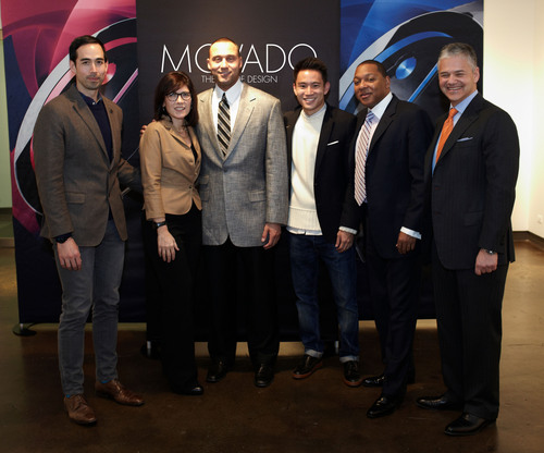Movado Presents a 'Night of Discovery' and Honors the 2010 Future Legend Award Recipients