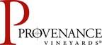 Provenance Vineyards Logo (PRNewsFoto/Provenance Vineyards)
