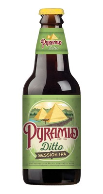 Pyramid Breweries today announced the newest addition to its IPA portfolio with Ditto Session IPA. Full of lush citrus and tropical fruit hop flavors and a subtle caramel malt backing, Ditto is brewed with repeatable delight in mind.