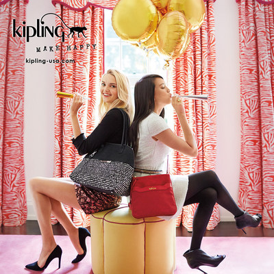 Join the #KiplingHoliday cheer this season!