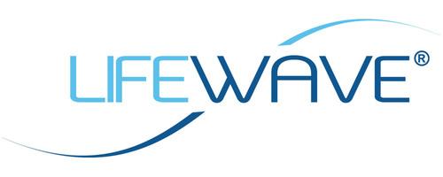 LifeWave logo.  (PRNewsFoto/LifeWave)