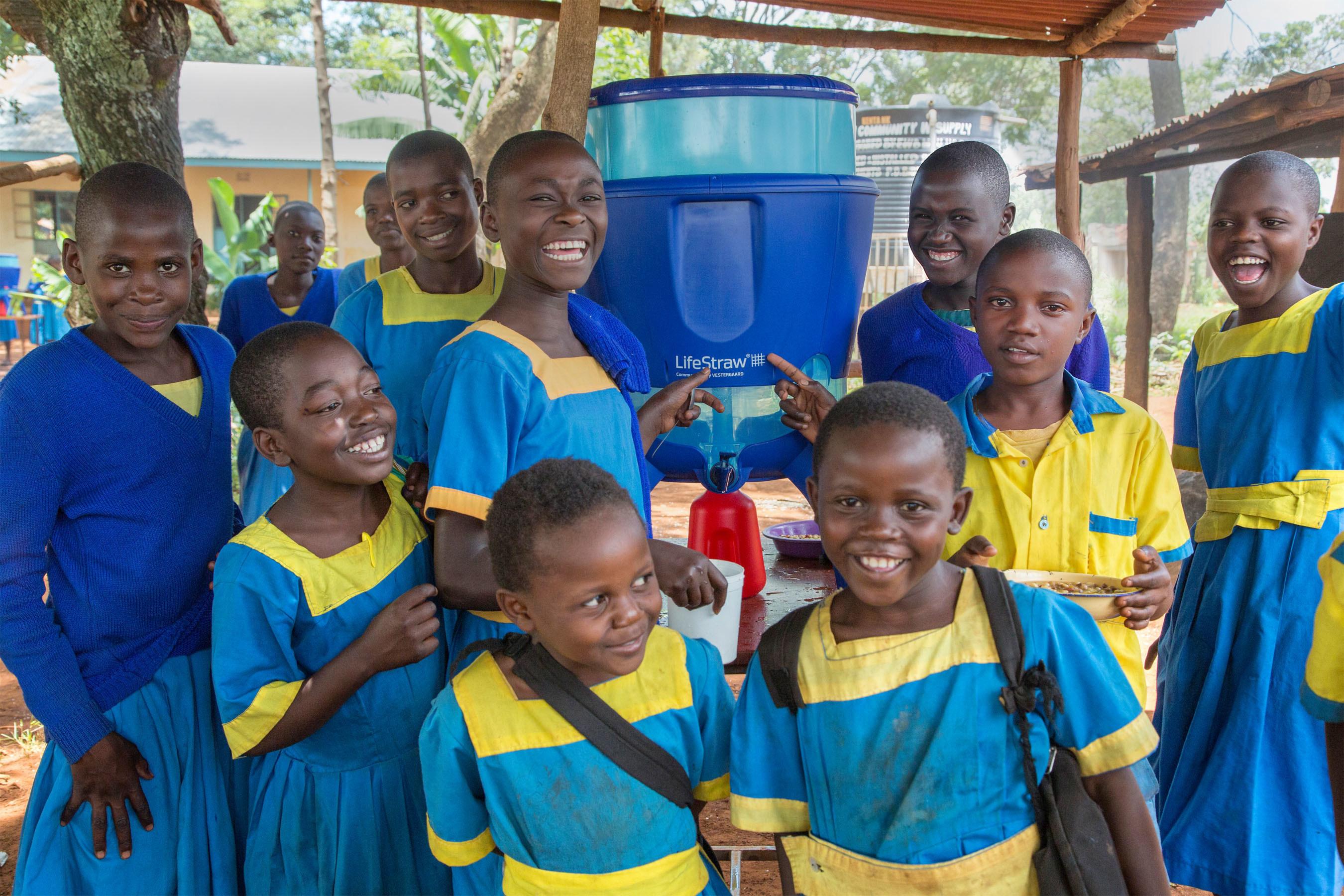 Le programme « LifeStraw® Follow the Liters » mise sur le pouvoir collectif des consommateurs