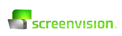 Screenvision Logo.  (PRNewsFoto/Screenvision)