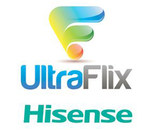 NanoTech's UltraFlix(TM) 4K Streaming Network to Be Featured on Hisense 4K Ultra HD TVs