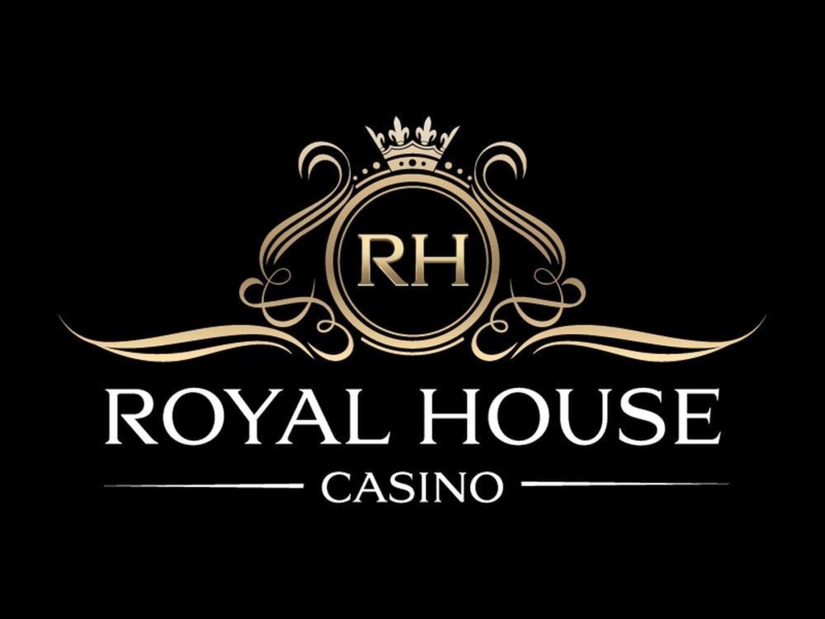 Royal House Casino Logo (PRNewsFoto/Royal House Casino)