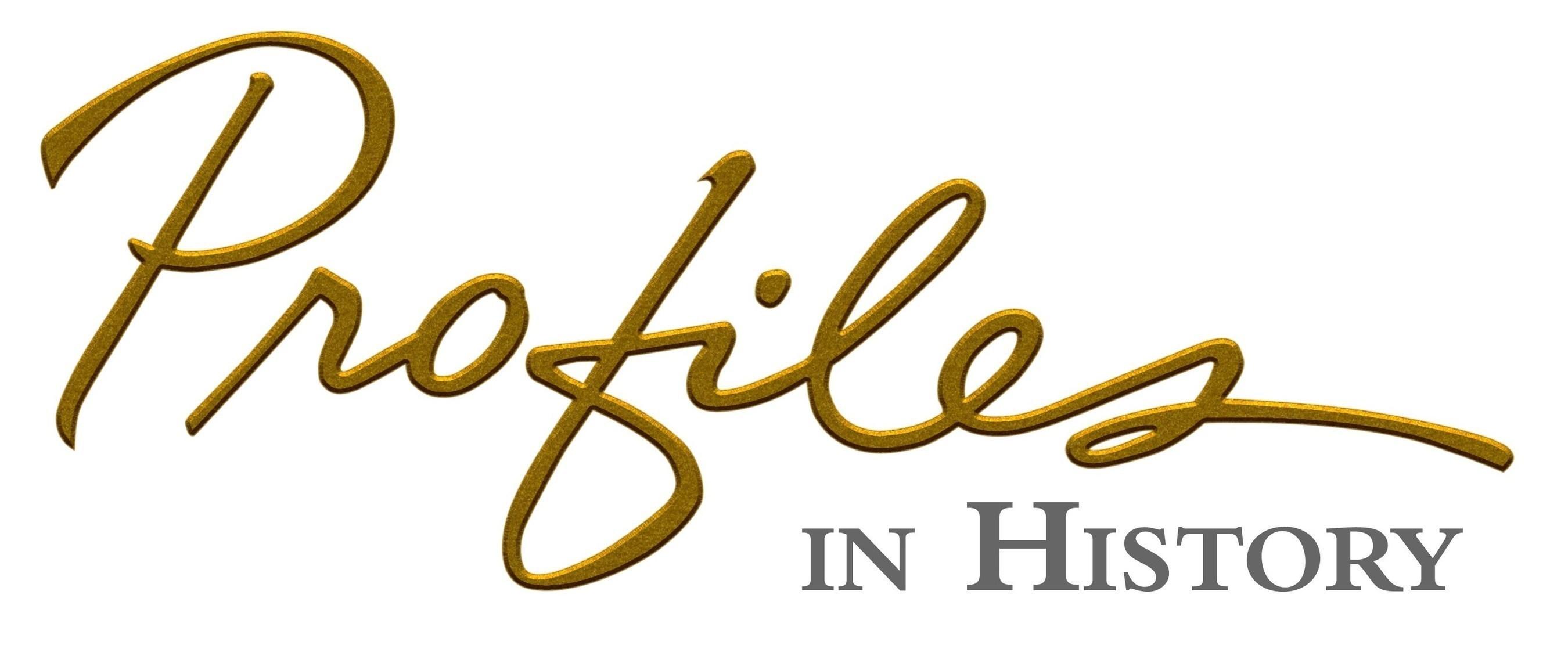 Profiles In History Logo