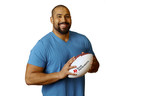 Pro Football Player John Urschel helps students score in math and science